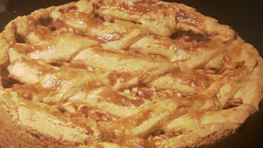 heerlijke klassieke appeltaart