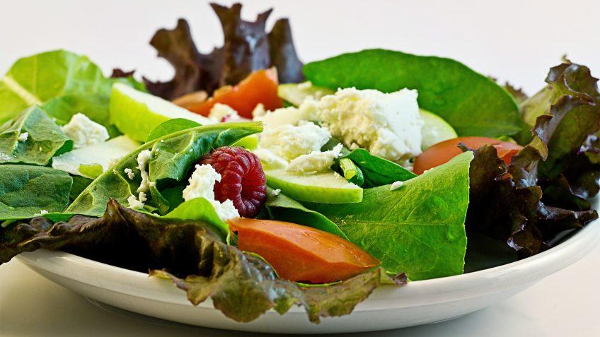 Boerenkool Salade met Feta