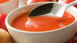 verse Hollandse tomatensoep